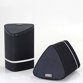 Портативные колонки August MS515B Bluetooth Stereo Speakers