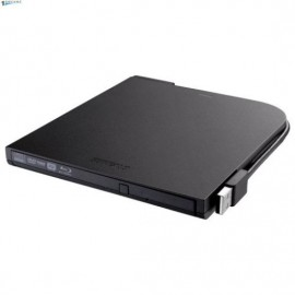 Внешний привод Buffalo MediaStation 6x Portable BRXL Blu-ray Writer with LED