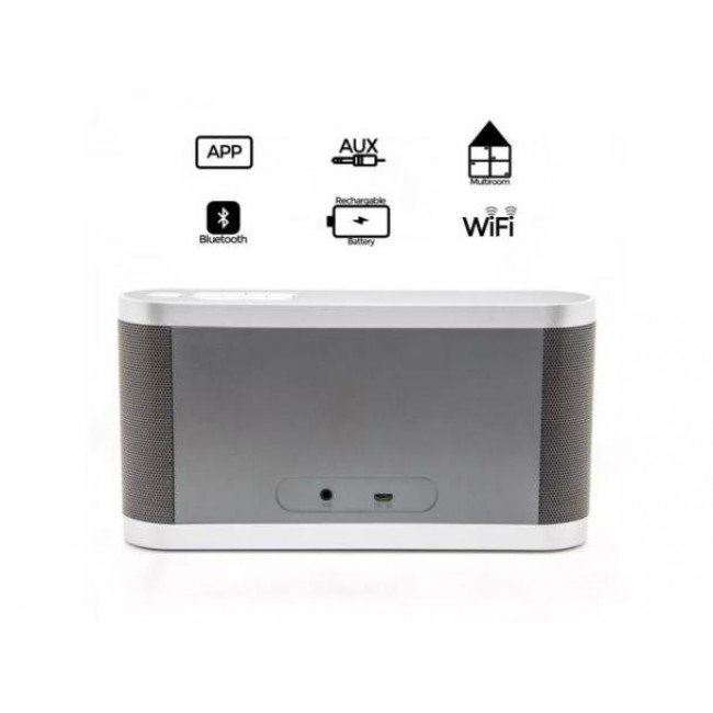 Портативная колонка 20 Вт TIME2 Multiroom WiFi Bluetooth MULTIROOM/SOLO