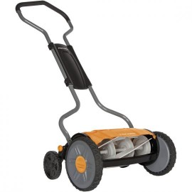 Газонокосилка Fiskars StaySharp™ Plus Reel Mower (1015649) (113872), Финляндия