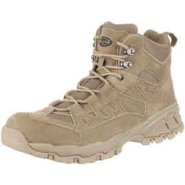 Ботинки Mil-Tec Tactical Squad Stiefel 5 Inch Coyote 12824005 размеры: 38-46