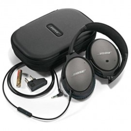 Наушники Bose QuietComfort 25 Headphones For Apple, Черные