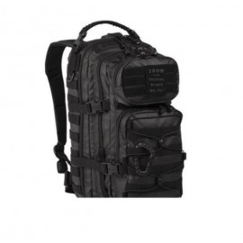 Mil-Tec Рюкзак US ASSAULT PACK SM TACTICAL BLACK 20 литров (14002088), Германия