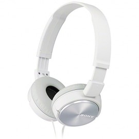 Наушники SONY MDR-ZX310 (MDRZX310WQ.AE) белые