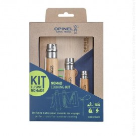 Набор Opinel Nomad Cooking Kit  (002177)