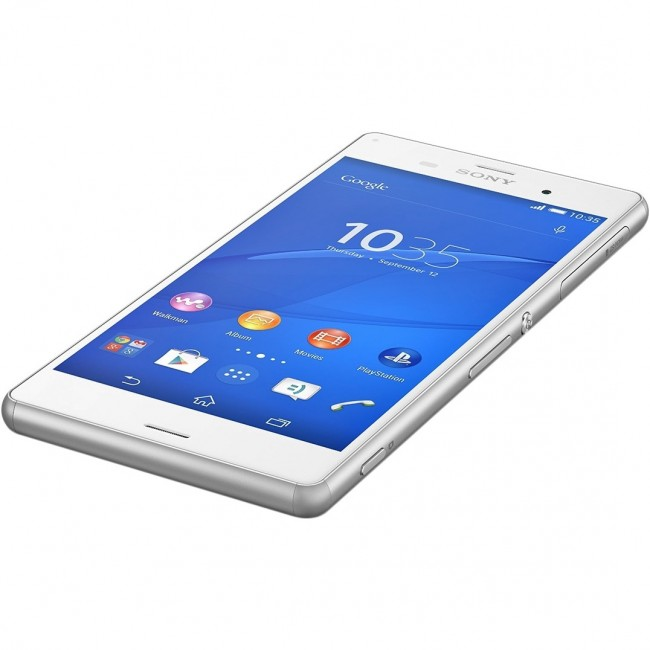 Смартфон Sony Xperia Z3 3/16 Gb D6603 (WHITE)
