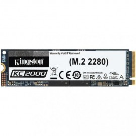 SSD накопитель Kingston KC2000 500 GB (SKC2000M8/500G)