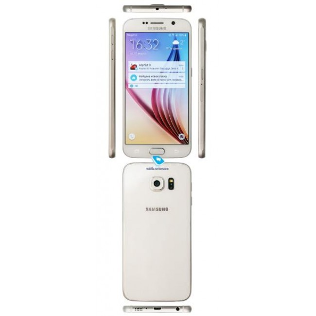 Смартфон Samsung Galaxy S6 3/32GB 5,1